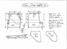 patrones para hacer pantalón corto de verano