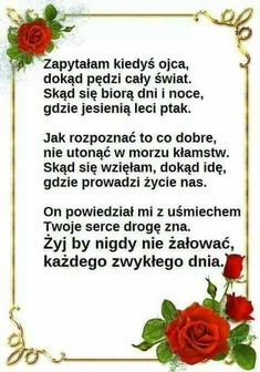 Motto, Poems, Wisdom, Quotes, Aga, Polish Sayings, Quotations, Poetry, Verses