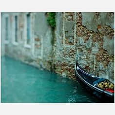 Venice~miss it, love being on the canals