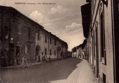 #Marnate (#Varese) - Via Indipendenza #MuseumMemories #MuseumWeek #ValleOlona pic.twitter.com/6LFdlxeOof