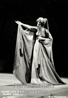 Maria Callas as Medea