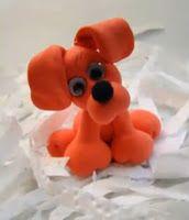 Aire seco Tutoriales Clay: cómo crear este perrito con Cloud Arcilla video