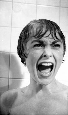 """Psycho"" by Alfred Hitchcock: one of the scariest movies ever..changed the way people got in the shower (always look behind the curtin first.)"