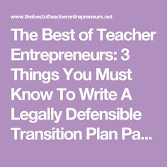 The Best of Teacher Entrepreneurs: 3 Things You Must Know To Write A Legally Defensible Transition Plan Part 1! Adhd And Autism, Autism Parenting, Individual Education Plan, Readers Theater, English Language Learners, Language Development, You Must, Life Skills, Special Education