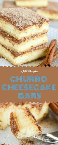 Churro Cheesecake Ba