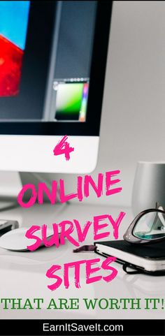 Make money online with online survey sites that are actually worth spending time on. Earn More Money, Earn Money From Home, Make Money Blogging, Money Saving Tips, Way To Make Money, Make Money Online, Money Tips, Online Survey Sites, Surveys For Money