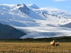 Fotografía de Graham Aufricht, My Shot. Vatnajökull se encuentra al sureste de Islandia y cubre aproximadamente el 8 por ciento del país. Es la capa de hielo más grande de Europa.