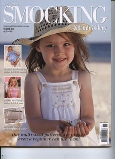 Australian Smocking & Embroidery magazine, issue 88