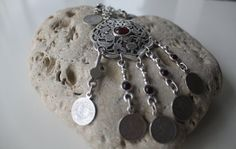 Native american inspired style Silver Plated by ZeyCollection
