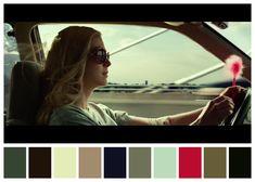 Gone Girl (2014) dir. David Fincher