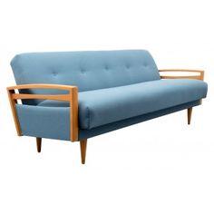 canap en tissu 2 5 places palermo bleu canard vue 1 sofas pinterest palerme et lieux. Black Bedroom Furniture Sets. Home Design Ideas