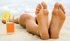 Restore Your Soles. Neat treats for the feet include a luxurious pedicure and relaxing reflexology. #FlipFlops http://www.organicspamagazine.com/2012/07/restore-your-soles/#
