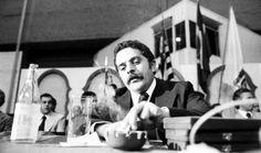 cerimonia de posse de Lula como presidente do sindicato dos trabalhadores de são bernardo do campo