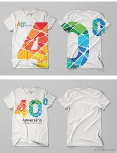 Tshirt design Inspiration Graphics, 28 Creative Branding and Identity Design examples for your inspiration 2 Tshirt Best T Shirt Designs, Design T Shirt, Tee Shirt Designs, Web Design, Logo Design, Corporate Shirts, Corporate Branding, Identity Branding, Tshirt Branding