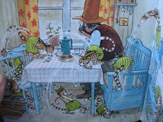 Mine dukkehuse: Findus og Peddersen 4
