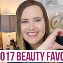 Check out my latest video! 2017 Beauty Favourites | makingupashlee