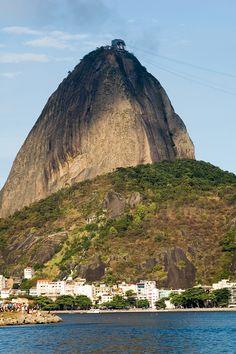 Sugar Loaf Mountain. Rio de Janeiro, Brazil