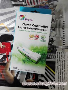 Xbox 360/Xbox One to Wii U Super Converter