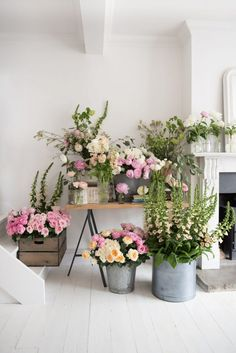 Royal Wedding Blooms - Styling by Selina Lake Photography by Julia Currie for Dobbies Garden Centre