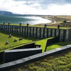 A bridge to the immensity of Patagonia - Hotel Remota Patagonia Lodge http://pearlluxe.com/a-bridge-to-the-immensity-of-patagonia/