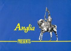 Anglia tv knight - always associated this with Sale of the Century. Used to watch this at my Nan & Grandads when they lived in Norfolk 1980s Childhood, My Childhood Memories, Kids Tv, Vintage Tv, My Youth, Before Us, Classic Tv, My Memory, The Good Old Days