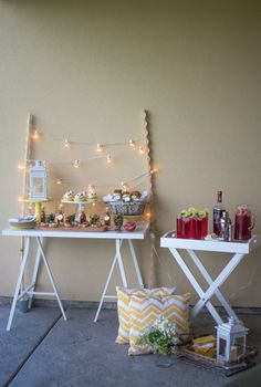 Summer Party styled by Andressa Hara of Twinkle Twinkle Little Party for PAMA