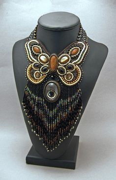 butterfly necklace by betty.stephan, via Flickr