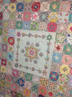 J Newmans quilt Emma Mary