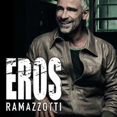 EROS RAMAZZOTTI  EROS WORLD TOUR 2015 Event Ticket, Concert, Fictional Characters, Concerts, Fantasy Characters