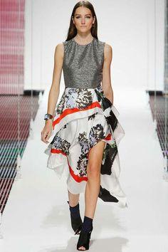 Chic Trends: Dior desfila em Nova York sua coleção Resort 2015! #dior #Resort #coleção #moda #desfile #tendencia