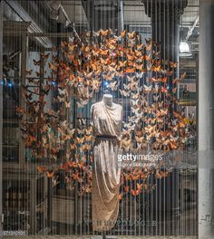 anthropologie window displays 2016 - Google Search