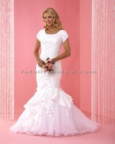 Tandi-Modest Wedding dresses with sleeves