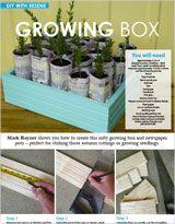 Easy Garden Ideas from Resene Paints - Gardening Projects & Art