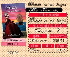 Locas del romance: Perdida en tus brazos (Saga Despertar 2/2 Mar Fern...