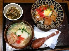 Soki soba Makanan Jepang Khas Okinawa Hachiko, Okinawa, Japanese Food, Breakfast, Morning Coffee, Japanese Dishes, Solar Eclipse