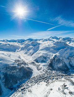 Les pistes de ski les plus dangereuses Val d'Isere