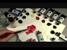 DANIEL SMITH Water Soluble Oil Paints