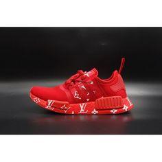 9ffcf2ff4a3 O KNOW Craig David 专属Louis Vuitton x adidas Originals NMD 定制 .