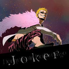 Donquixote Doflamingo - Joker <3 <3