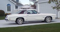 1974 Oldsmobile Cutlass Salon Colonnade Hardtop Coupe