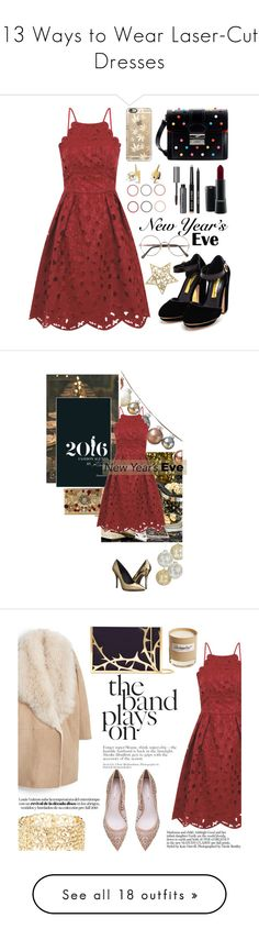 """""""13 Ways to Wear Laser-Cut Dresses"""" by polyvore-editorial ❤ liked on Polyvore featuring waystowear, lasercutdress, Chi Chi, RED Valentino, Rupert Sanderson, MAC Cosmetics, Bobbi Brown Cosmetics, Casetify, Bing Bang and Accessorize"""