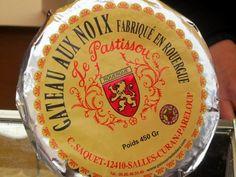 Le Pastissou, gâteau aux noix de l'Aveyron