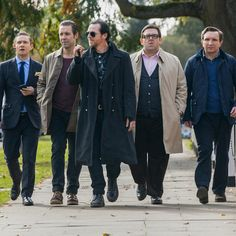The World's End to Open a Month Early in the U.K. -- A new photo has debuted from Director Edgar Wright's conclusion to his Blood and Ice Cream trilogy, starring Simon Pegg and Nick Frost. -- http://wtch.it/dhk9f