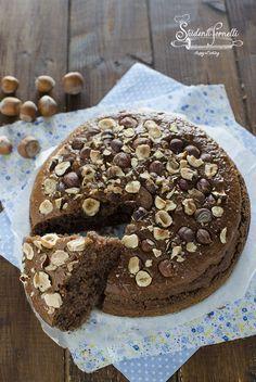 Sweet Recipes, Cake Recipes, Lactose Free Milk, Hazelnut Cake, How To Roast Hazelnuts, Cooking Chocolate, Breakfast Cake, Unsweetened Cocoa, Easy Snacks