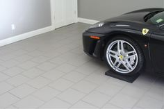 58 best Garage Flooring Ideas images on Pinterest   Flooring ideas ...