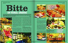 Bitte BCN at La Razon newspaper: Lifestyle Magazine, February 2014 issue. http://bittebcn.blogspot.com.es/