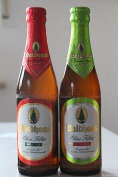 Waldhaus Bier aus dem Südschwarzwald - das Bier mit dem Naturhopfen! www.waldhaus-bier.de