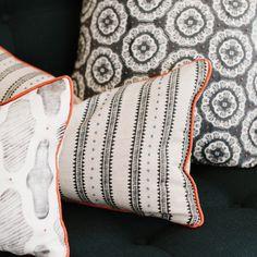 A Textile Designer's Layered Abode in Savannah, GA | Design*Sponge