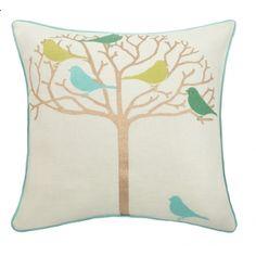 bird pillow (thomas paul)
