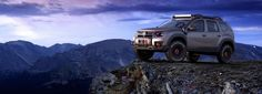 Renault unveiled its duster d tour concept car a version for Caribe motor medellin